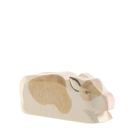 Calf Brown Resting (Ostheimer)