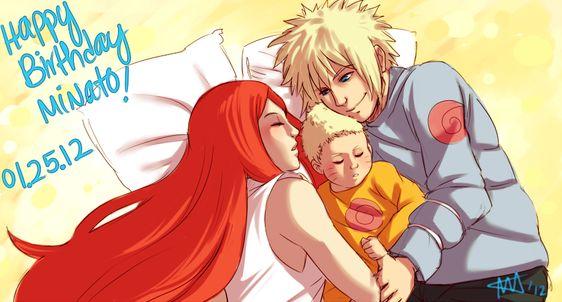 Uzumaki . Family by starchiishio.deviantart.com on @DeviantArt
