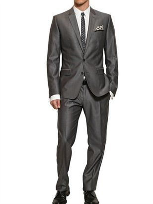 ShopStyle: Dolce & GabbanaMartini Wool And Silk Suit