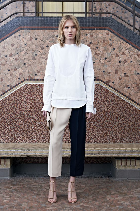 Chloé Resort 2014 - Review - Fashion Week - Runway, Fashion Shows and Collections - Vogue