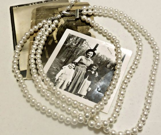 A Life Collected - Remembering my grandmother through her collections #vintage