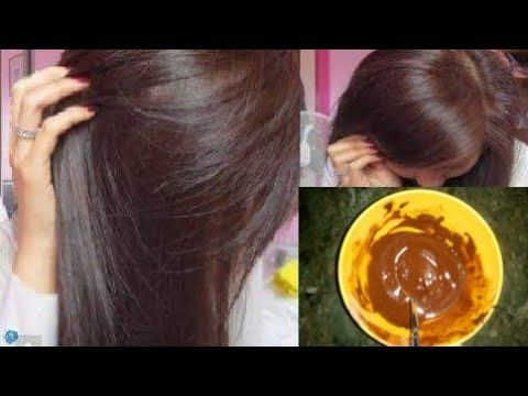 اصبغي شعرك للعيد لون بني بمكونات طبيعية بدون حناء ولا اوكسجين وبدون شيب والنتيجة مذهلة مجربة Youtube Hair Your Hair Natural Ingredients