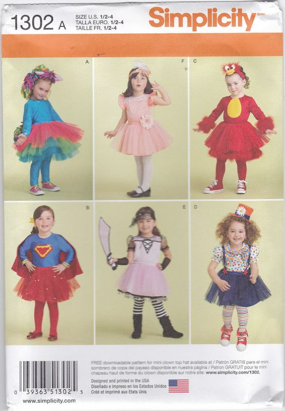 Free Sewing Patterns Childrens Fancy Dress - Free girls dress ...