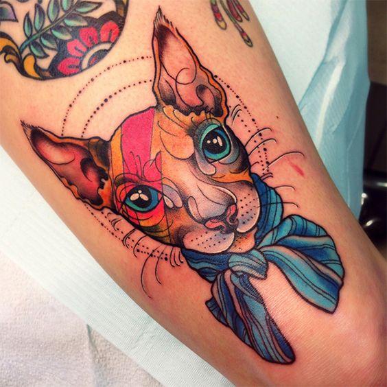 #tattoofriday - Katie Shocrylas, Canadá.: