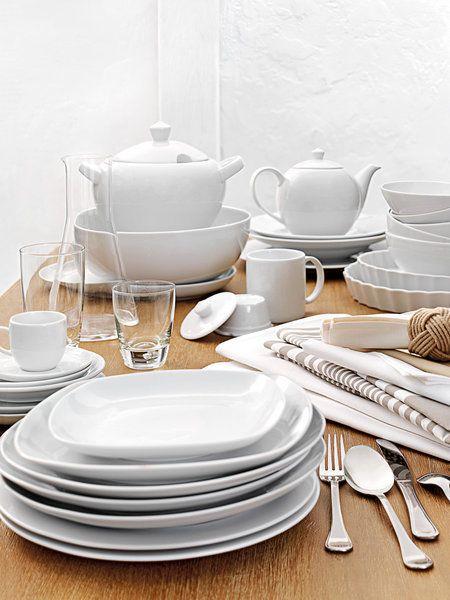 Monta la mesa con estilo mesas for Vajillas elegantes