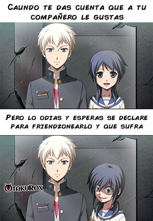 Aho Girl Funny Aho Girl Memes De Anime Memes Otakus Memes Divertidos