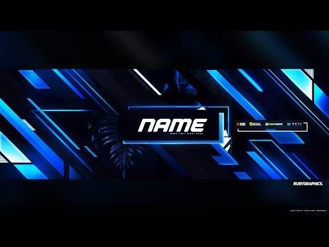 Free Gfx Free Photoshop Twitter Header Template Epic Abstract Style Banner Header Design 2019 You Header Design Banner Template Banner Template Photoshop