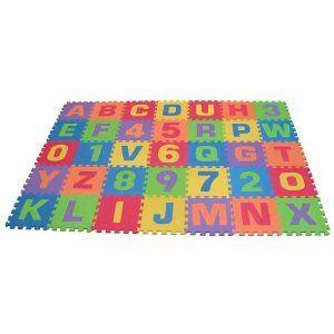 """Edushape Edu-Tiles (6ft""""x6ft"""") - $60"""
