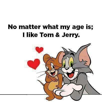 I love tom and Jerry ... | Lovely Cartoon | Pinterest ...