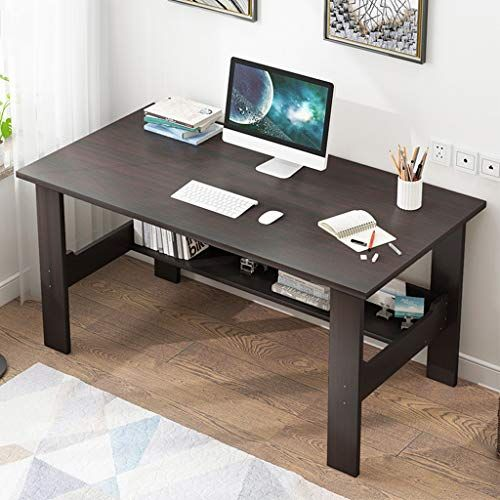 Computer Desk 39 Study Writing Table For Home Office Modern Simple Style Computer Desk Office Desk In 2020 Home Office Furniture Desk Pc Desk Computer Desks For Home