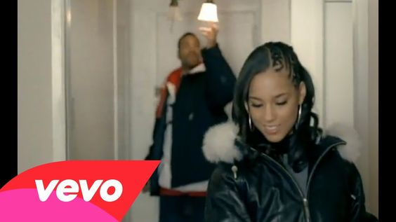 Alicia Keys - If I Ain't Got You - I never actually looks at the lyrics of this song, because it just sound meh to me. But once I read the lyrics, it turn out to be beautiful :)