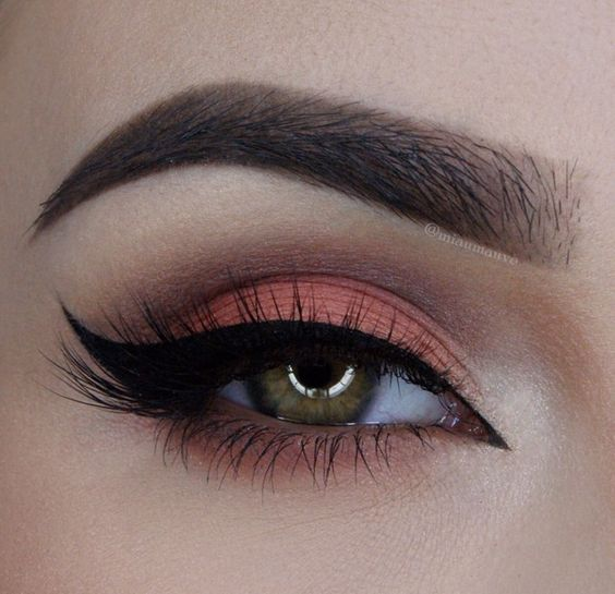 1000 Ideas About Coral Eyeshadow On Pinterest
