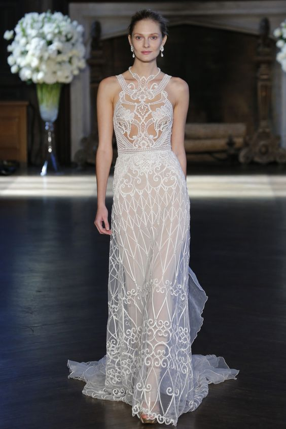Alon Livné White Bridal Fall 2016 | fabmood.com: