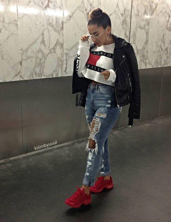 Ecstasy Models — Fashion Killa   Jacket @mango,Top...