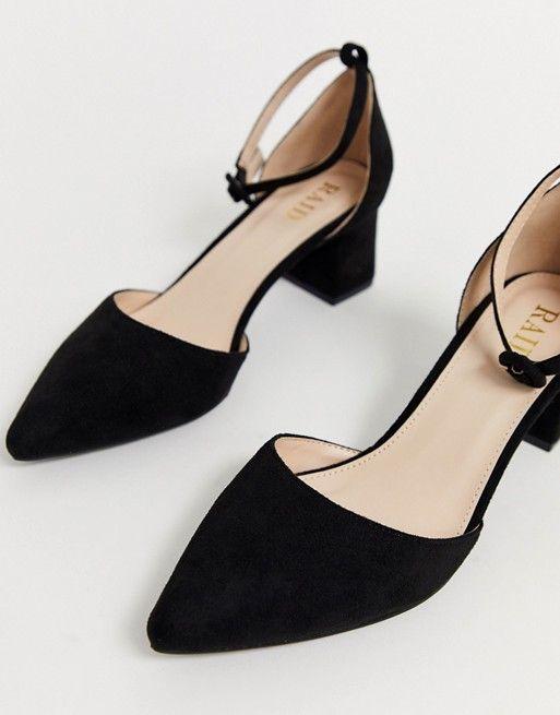Черные туфли на каблуке RAID Rumie | ASOS