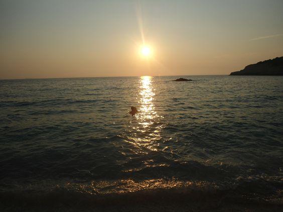 Die Sonne, Sommer, Entspannung...  Griechenland
