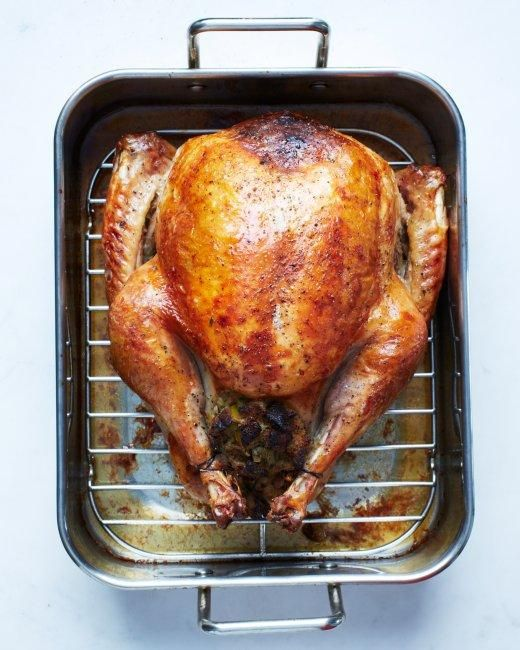 Roasted Turkey in Parchment with Gravy Recipe