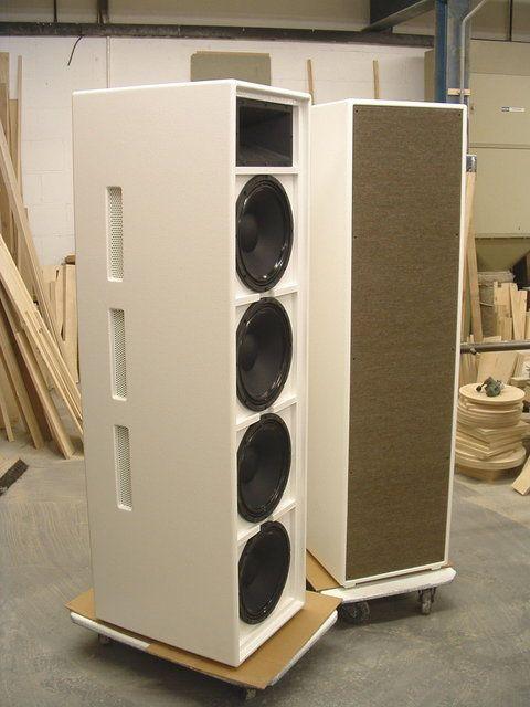 Image Result For Diy Horn Speaker Buildinga