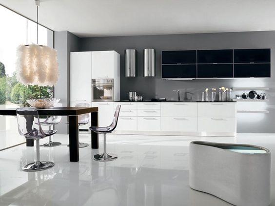 black kitchen interior design ideasadorable kitchen astonishing - schüller küchen händlersuche