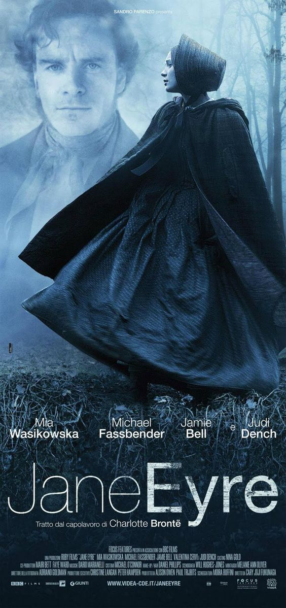 Jane Eyre - watching now on BBC2 ... and absolutely and thoroughly loving it.