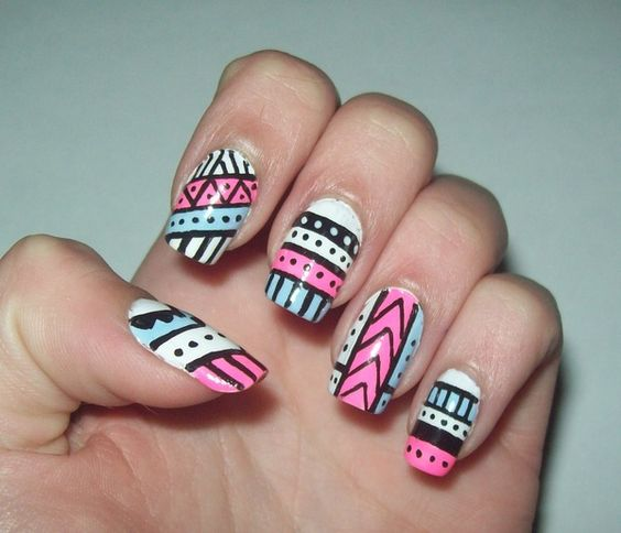 Nail Art @Aubrie Robinette