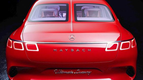Maybach Ultimate Luxury Suv 2020 Next Gen Suv Maybach With