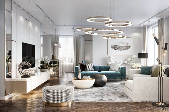 Search Through These Summer Decor Ideas To Get Inspiration For Any Need Of A Serious In 2020 Luxury Furniture Living Room Home Room Design Interior Design Living Room