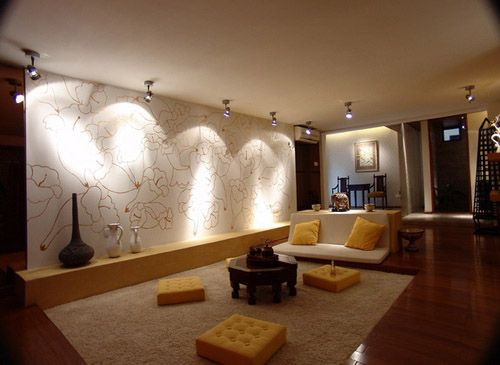 The importance of indoor lighting in interior design for Home lighting design