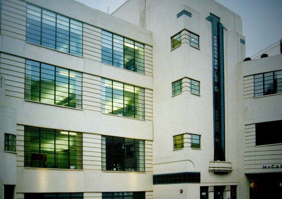 The Daimler Building | The Art Deco Daimler building 1931 by architects Wallis, Gilbert & Partners. Refurbished for advertising agency McCann-Erickson