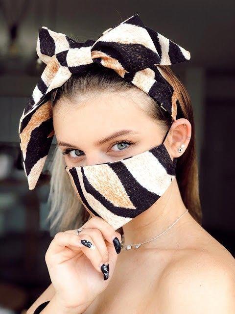 코로나19로 인한 패션 트렌드의 변화, 마스크