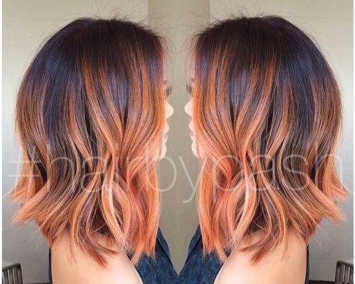 Couleurs cheveux tendance automne 2015 20 mod les en photos coiffures couleur et photos - Coupe et couleur tendance automne 2015 ...