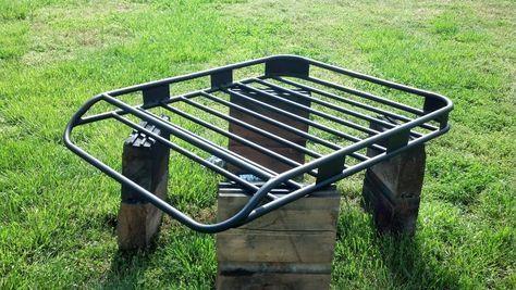 Build Your Own Roof Rack For 70 Jeepforum Com Truck Roof Rack Roof Rack Roof