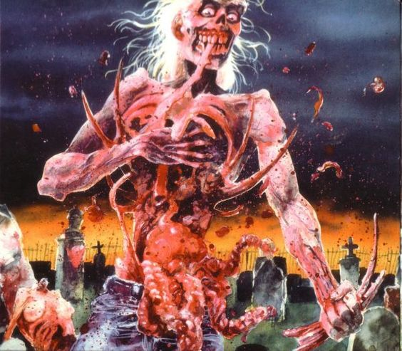 gallery for cannibal corpse eaten back to life wallpaper