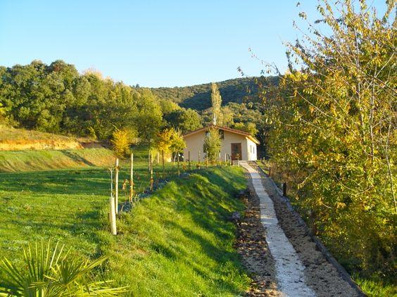 Instalaciones - Agroturismo Alojamiento Rural Espacio de Creacion Azala Espacio