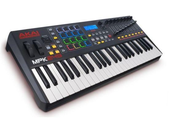 Akai MPK249 USB MIDI Keyboard #HomeRecordingStudios #MidiController #SoundOracle #Drums #DrumKits #Beats #BeatMaking #OraclePacks #OracleBundle #808s #Sounds #Samples #Loops #Percussions #Music #MusicQuotes #InspiringMusicQuotes #MusicProduction #SoundProducer #MusicProducer #Producer #SoundDesigner #SoundEngineer www.soundoracle.net