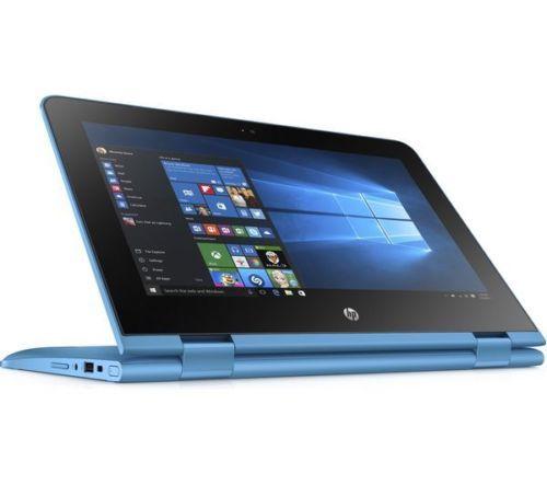 Hp Stream X360 11 Aa053sa 11 6 Inch Intel Celeron N3060 Touchscreen Laptop Aqua Best Laptops Intel Touch Screen