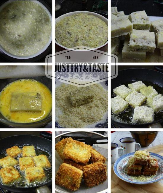 Resep Nugget Pisang Resep Makanan Ide Makanan Makanan Dan Minuman