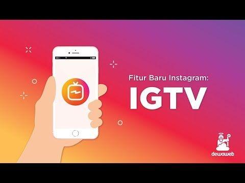Cara Upload Video Di Igtv Science Instagram Video