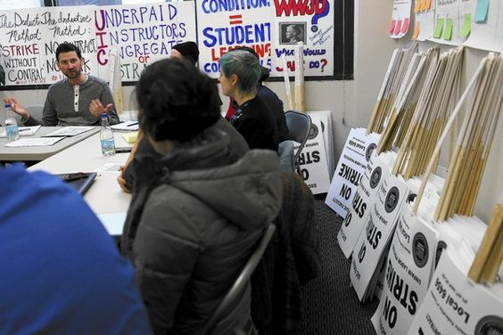 UIC faculty set to strike