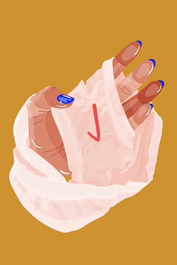 必须警惕这【5种白带异常的症状】| 它们预示着你患上了妇科疾病!