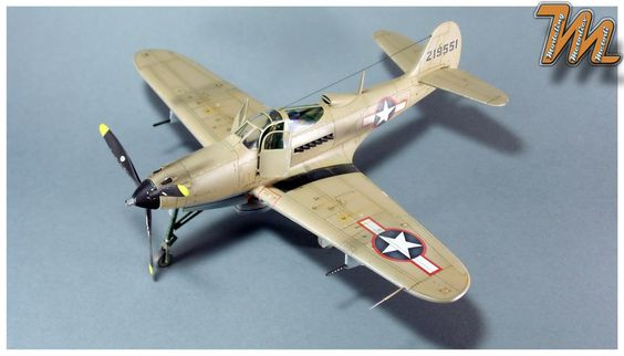 Bell P-39Q Airacobra, USAF, Eduard 1:48, military airplane plastic scale model build article.
