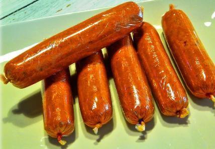 Chorizo Vegano En La Thermomix Recetas Para Thermomix Vegetarianas Y Veganas Recetas Veganas Recetas Vegetarianas Alimentos Veganos