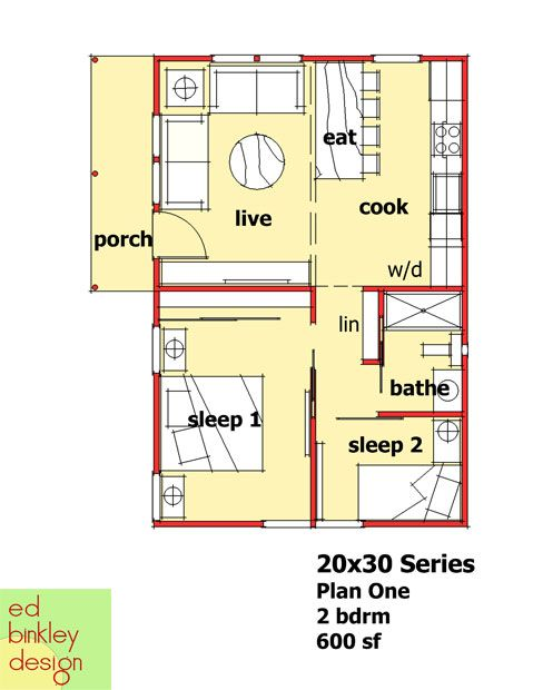 New Panel Homes 20 by 30 Traditional  floor plan    Small   Tiny House  Floorplans   Pinterest   Traditional  30th and Tiny houses. New Panel Homes 20 by 30 Traditional  floor plan    Small   Tiny
