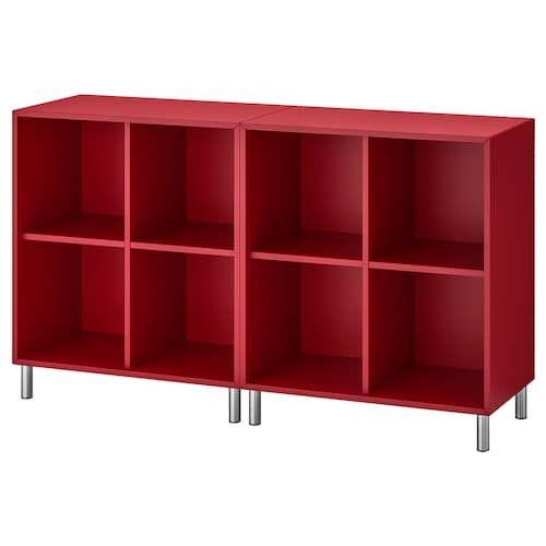 Eket Bein Metall Ikea Deutschland Ikea Eket Eket Kallax Shelf Unit