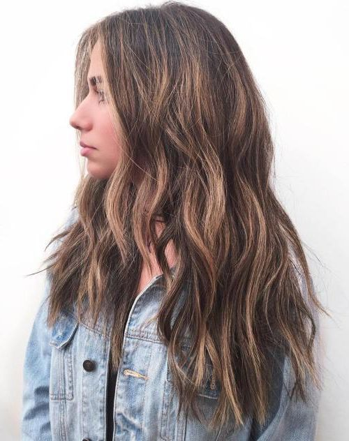 20 Haircuts And Hairstyles For Long Thick Hair Haircuts Hairstyles Longhairstyles Wavyhair Favouritewo Long Thick Hair Long Hair Styles Thick Hair Styles
