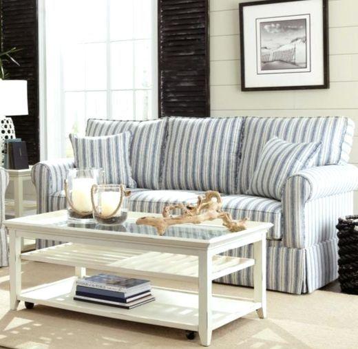 Sofa Ideas For A Coastal Nautical