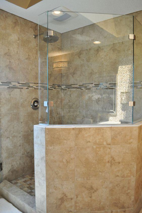 golden shower enclosure
