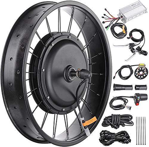 Amazing Offer On Sandinrayli 26 Front Wheel 36v 500w Electric