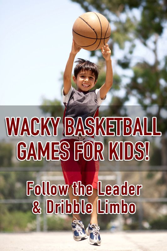 Our favorite games from childhood can become fun basketball drills. Here we turn a few of them into fun basketball drills that your kids are going to love!