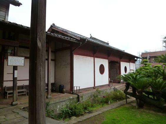 """""""Kofukuji"""" (Tempio), Nagasaki Japan (Settembre)"""